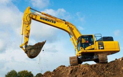 Perawatan Singkat Excavator Komatsu