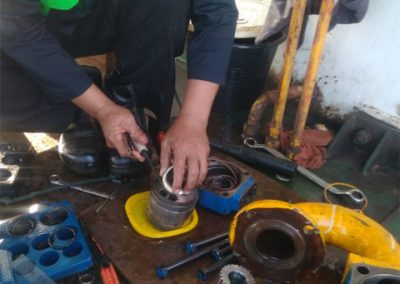 Repair Main Pump - Makassar
