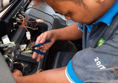 Perbaikan Electric System