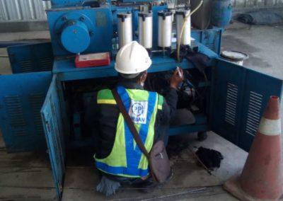 Maintenance Alat Produksi PT. PP Urban - Semarang