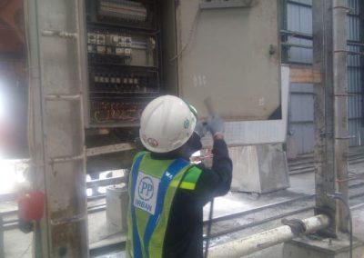 Repair Electric Panel Genset