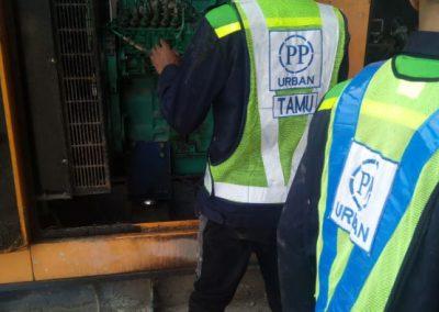 Repair Elektrik Genset Taneco 250kva
